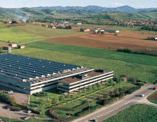 Beghelli Plant Monteveglio