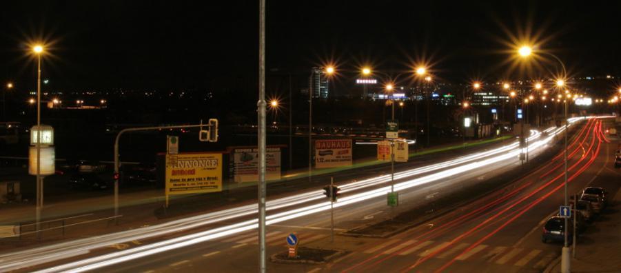 Улични осветителни тела